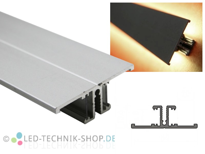 led profile indirekte beleuchtung