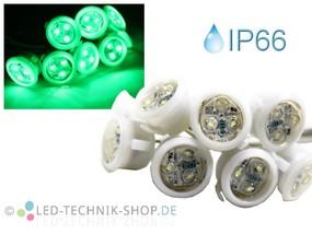 LED Sternenhimmel wasserdicht IP66 grün