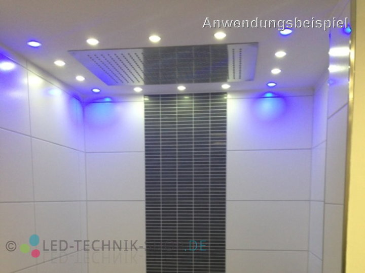 led einbauleuchte slim ip67 kaltweiss wandeinbauleuchten innenleuchten led technik shop. Black Bedroom Furniture Sets. Home Design Ideas
