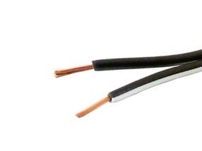 Kabel Zwillingslitze 2x 0,14mm²