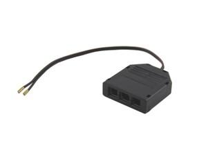 Mini AMP Verteiler 3-fach schwarz