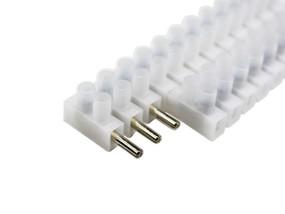 Lüsterklemmen 2,5mm² steckbar