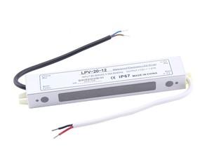 LED Trafo MC IP67 12V 20W