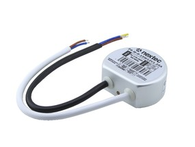 LED Trafo IP67 wasserdicht 12V 15W rund