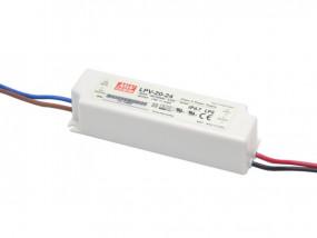 LED Trafo MW IP67 wasserdicht 24V 20W