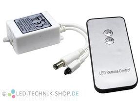 LED Schaltbox mit Fernbedienung 5-24V