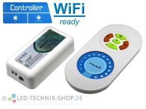 LED Funk Dimmer Touch 2,4G 12/24V