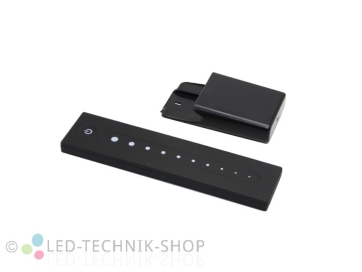 Led funk dimmer fernbedienung 1 kanal led dimmer led for Koch 4 kanal funk dimmer