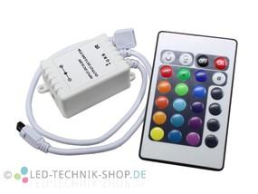 LED RGB Controller IR 24-Key