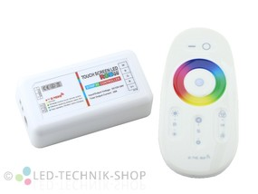 Funk RGBW LED Controller Touch Pro 12/24V