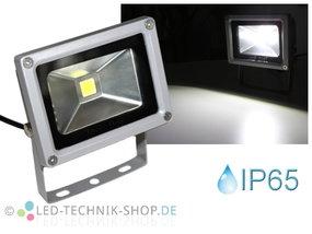LED Fluter 10W kaltweiss