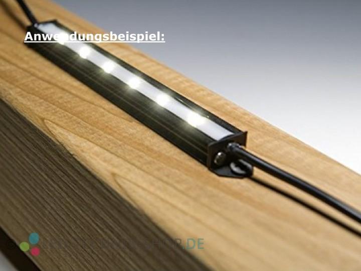 vario pro led einbau unterbau leiste ip65 warmweiss objekt gartenstrahler au enleuchten. Black Bedroom Furniture Sets. Home Design Ideas