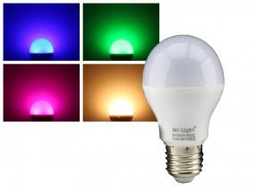 Mi-Light Smart LED E27 6W RGB+WW FUT014 Leuchtmittel