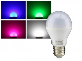 Mi-Light Smart LED E27 6W RGB+CW FUT014 Leuchtmittel