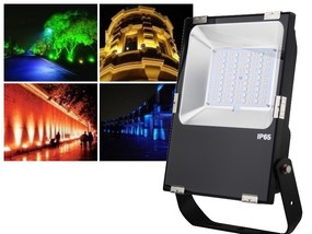 Mi-Light Profi LED Fluter 50W RGB+CCT FUTT02
