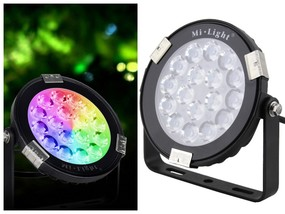 Mi-Light Smart LED 9W RGB+CCT Outdoor Strahler FUTC02