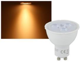 LED Strahler GU10 4,5W warmweiss dimmbar