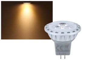 LED Strahler MR11 GU4 2,5W warmweiss