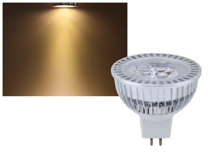 led strahler mr16 gu5 3 3w warmweiss pwm dimmbar gu5 3 mr16 led leuchtmittel led technik. Black Bedroom Furniture Sets. Home Design Ideas