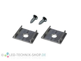 Befestigungsclips für Alu LED Profil