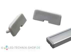Endkappen für Alu LED Profil LTS-13