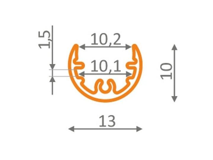 Alu LED Profil LTS-17  Profile  Alu LED Profile  LED-TECHNIK-SHOP