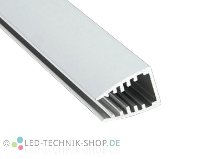 Alu Glas Profile ~ Alu led profil lts profile alu led profile led technik shop