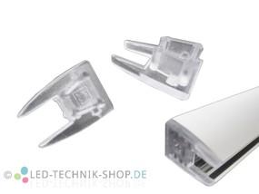 Endkappen für Alu LED Profil LTS-20