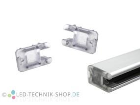 Endkappen für Alu LED Profil LTS-21