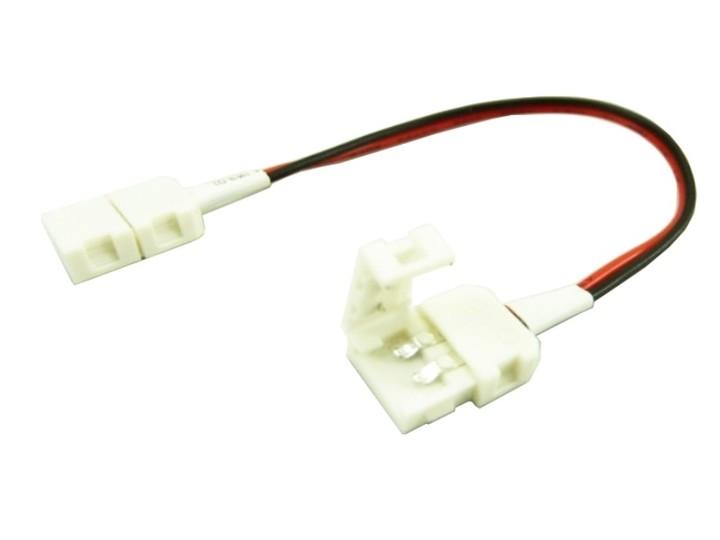 verbinder mit kabel l tfrei f r led strip zubeh r led stripes streifen led technik shop. Black Bedroom Furniture Sets. Home Design Ideas