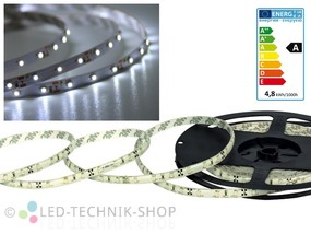 LED Strip 12V 3528-60 IP20 100cm kaltweiss