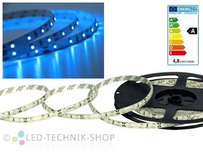 LED Strip 12V 3528-60 IP20 100cm blau