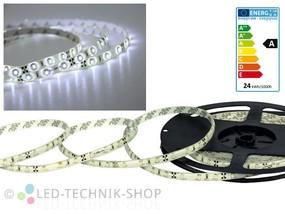 LED Strip 12V 3528-60 IP63 500cm kaltweiss