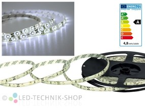 LED Strip 12V 3528-60 IP63 100cm kaltweiss