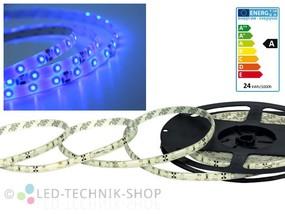 LED Strip 12V 3528-60 IP63 500cm blau