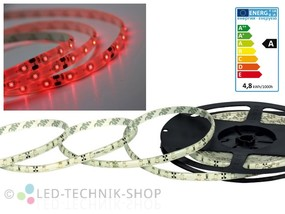 LED Strip 12V 3528-60 IP63 100cm rot