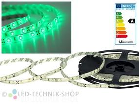 LED Strip 12V 3528-60 IP63 100cm grün