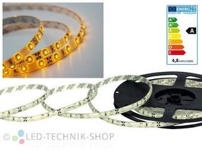 LED Strip 12V 3528-60 IP63 100cm gelb orange