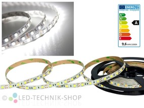 LED Strip 12V 5050-60 IP20 100cm kaltweiss