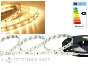 LED Strip 12V 5630-60 IP20 500cm warmweiss