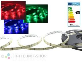 LED Strip 12V 5050-30 IP63 100cm RGB