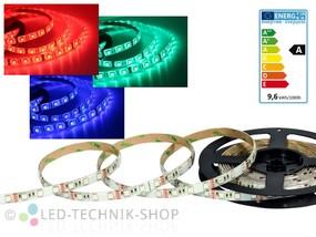 LED Strip 12V 5050-60 IP63 100cm RGB