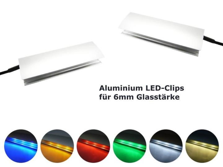 led glaskantenbeleuchtung Beste Bilder: