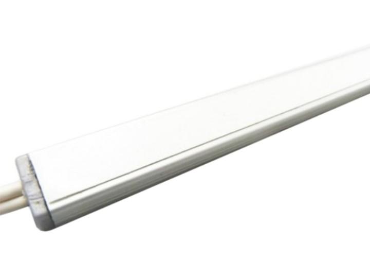 Alu LED Leiste Slim weiss LED Leisten