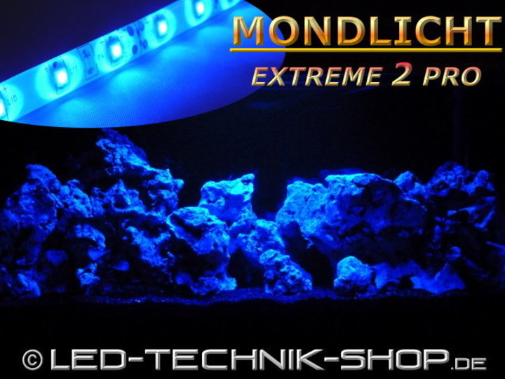 mondlicht 39 extreme 2 pro 39 blau 30 120cm led aquarium terrarium mondlichter led technik shop. Black Bedroom Furniture Sets. Home Design Ideas