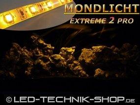Mondlicht 'Extreme 2 Pro' gelb/orange 30-120cm