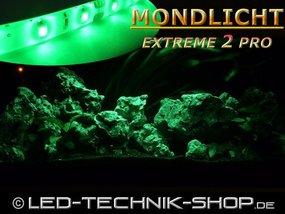 Mondlicht 'Extreme 2 Pro' grün 30-120cm